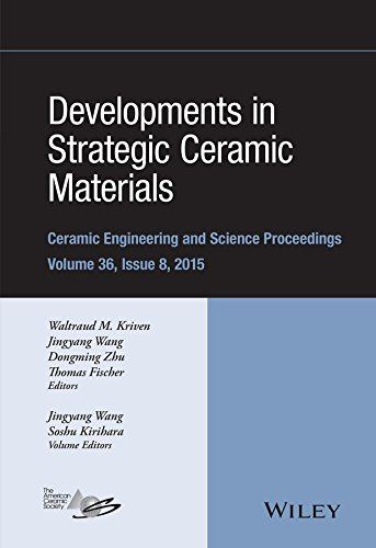Developments in Strategic Ceramic Materials: A Collection of Papers Presented at the 39th International Conference on Advanced Ceramics and Composites, ... Proceedings Book 604) (English Edition)
