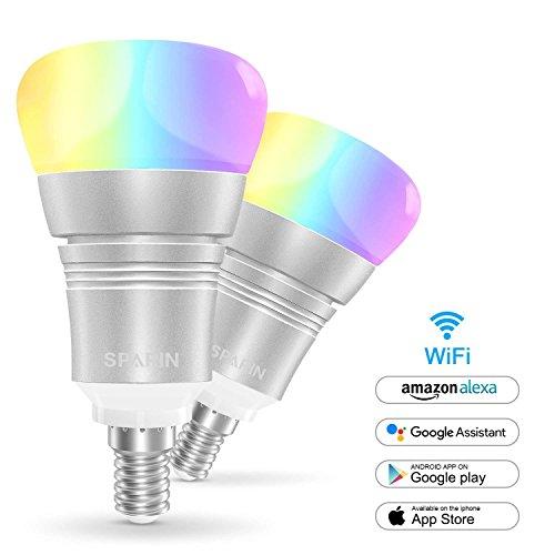 Ampoule Intelligente – Smart Ampoule LED – Google Home/Amazon Alexa