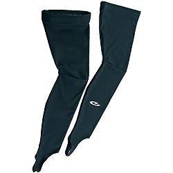 Eltin Thermoflex - Pernera para hombre, color negro, talla XL