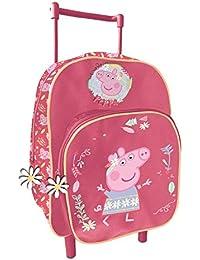 a7a3e7899 Amazon.es: Peppa Pig - Mochilas y bolsas escolares: Equipaje