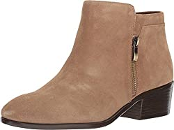 Aerosoles Womens Mythology Boot, Light Tan Suede, 7 W US