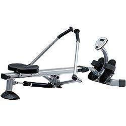 JK Fitness JK5070 - Máquina de remo para fitness