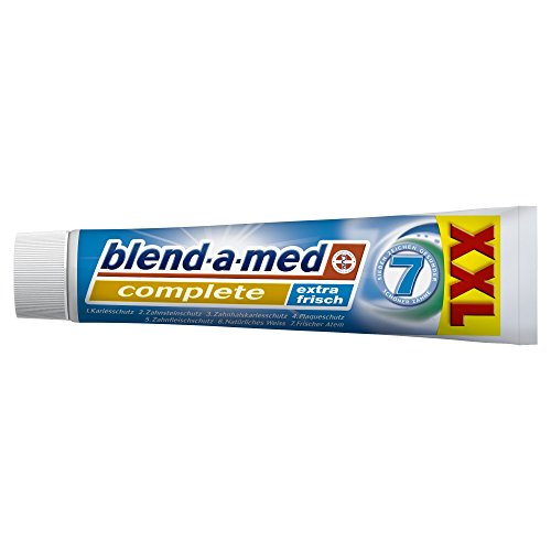 Blend-a-med Complete Extra Frisch Zahncreme, 125 ml