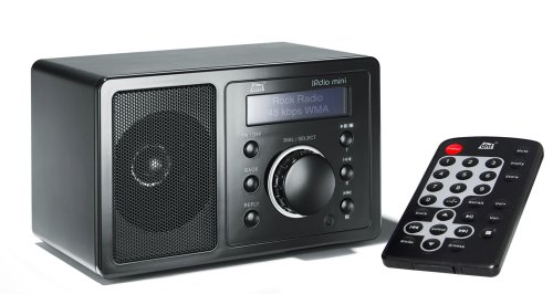 IPdio mini Internetradio schwarz