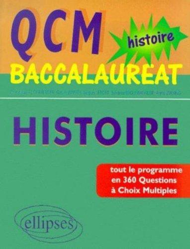 QCM baccalauréat Histoire