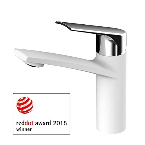 awa-sydney-red-dot-design-award-2015-washbasin-single-lever-tap-basin-mixer-white-and-chrome