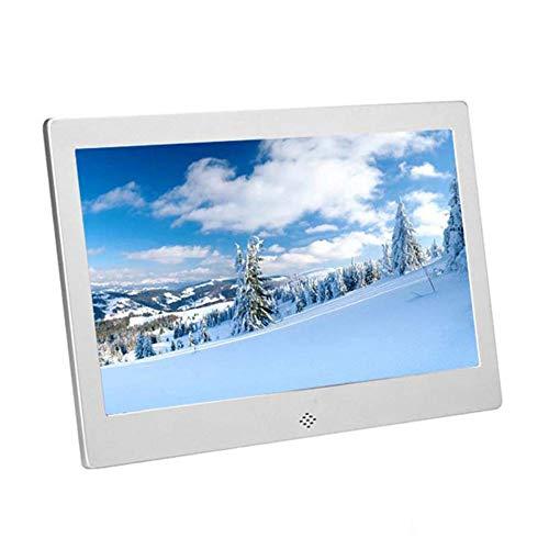 FLYWM Digital Photo Frame Zoll Metall Video Werbung Maschine elektronische Regal LCD HD Promo Album