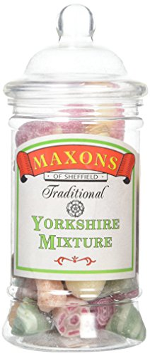 Maxons Yorkshire Mixture Victorian Sweet Jar 300 g