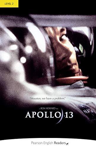 Apollo 13, w. MP3-CD (Pearson English Readers, Level 2) Pk Mp3