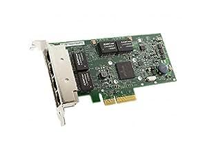 DELL 540-BBHB Interne Ethernet 1000Mbit/s carte et adaptateur réseau - Cartes et adaptateurs réseau (Interne, Avec fil, PCI-E, Ethernet, 1000 Mbit/s, Vert)