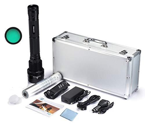 Kit Hid Taschenlampe 85W 2000Meter Abstand–1Akku 8700mAh