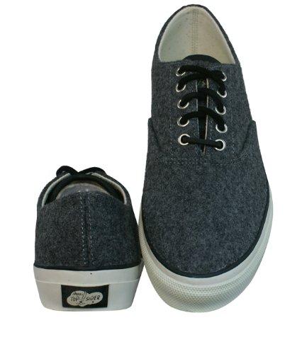 Sperry Top-Sider CVO Wool Sneakers Grey Wool Grey
