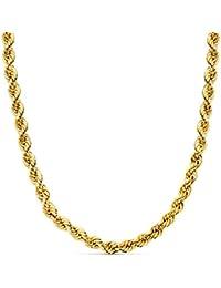 141e404e3031 Amazon.es  Cadenas De Oro Para Hombres 18 K - Oro amarillo  Joyería
