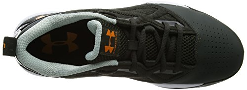 Under Armour Ua Jet Low, Chaussures de Basketball Homme Vert (Artillery Green 357)