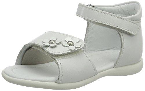 Mod8 Grama, Sandales Bébé Fille Blanc (Blanc)