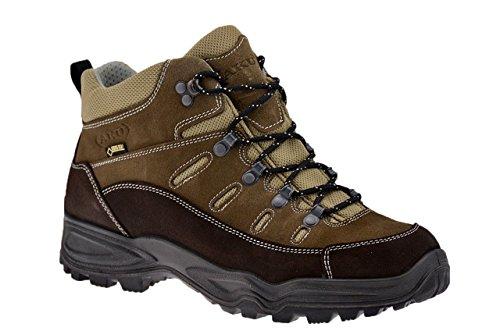 Aku Larix Gtx Casual Montantes Neuf Chaussures H. Multicolore - marrón