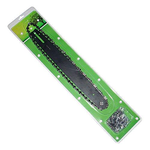 Ryobi Guide (30,5cm Guide Bar & 2Sägeketten für Ryobi Chainsaw, siehe Auflistung für weitere Informationen)
