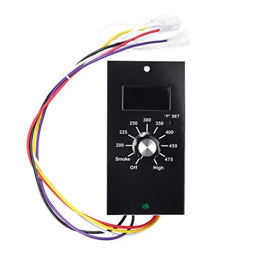 TuToy Ersatz 120V Digital Temperaturregler Thermostat Board Für Pit Boss Holz Pellet Grills -
