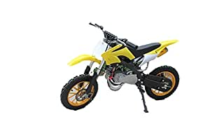 Gapuchee Dirt Bike (Yellow)