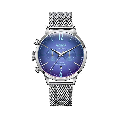 Reloj Welder Breezy WWRC800 Hombre Multicolor Calendario