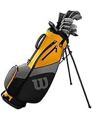 Wilson Ultra Herren Komplettes Golfschläger Set & Stand Tasche 2019 Golf Komplettset Eisen Hölzer Driver Bag Verschiedene Ausführungen