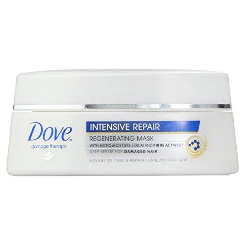 Dove Reparatur-Pflege Intensiv Reparatur Haarkur 200 ml, 2er Pack (2 x 0.2 l) (Intensive Dove Pflege)