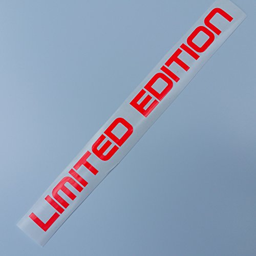 Limited Edition Shocker Hand neon Auto Aufkleber JDM Tuning OEM DUB Decal Stickerbomb Bombing fun w 250 (Neon Rot)