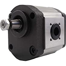Bomba hidráulica, rueda dentada bomba, diseño grupo 2 BG2, DIN de brida (