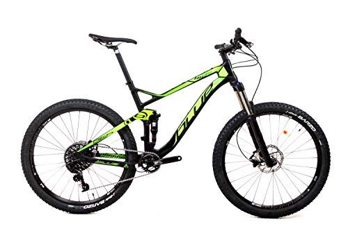27,5 Zoll Carbon All Mountain Enduro MTB 11 Gang Sram GX Fully Rock Shox Rh 50cm