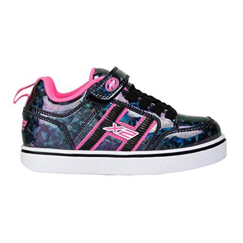 Heelys X2 Bolt Plus Schuhe schwarz-hologram-pink Black Hologram/Pink, 30