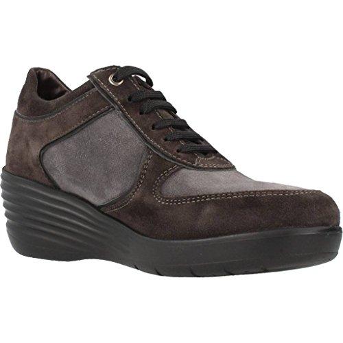 Lacci scarpe per donna, colore Marrone , marca STONEFLY, modello Lacci Scarpe Per Donna STONEFLY EBONY GORE 2 Marrone Marrone