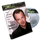 SOLOMAGIA Reel Magic (Apollo Robbins) - DVD - DVD and Didactics - Trucos Magia y la...