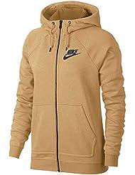 Nike Optic Full Zip, Giacca Donna: Amazon.it: Sport e tempo
