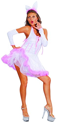 Costume coniglietta sexy donna Taille S