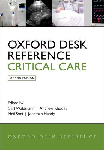 Oxford Desk Reference: Critical Care (Oxford Desk Reference Series)