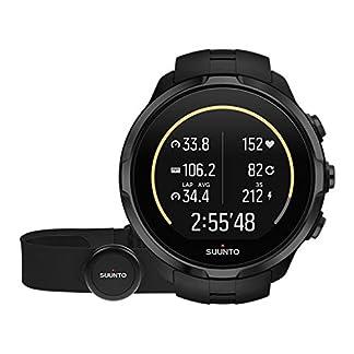 Suunto Spartan Sport Wrist Hr Reloj GPS, Unisex Adulto