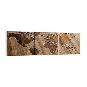Bild Auf Leinwand   Leinwandbilder   Drei Teile   Breite: 150cm, Höhe: 50cm