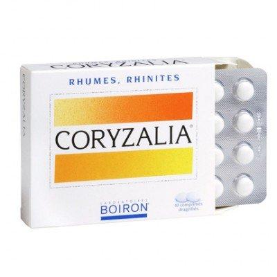 CORYZALIA® - natürliche homöopathische Erleichterung für die Erkältung, Schnupfen 40 Tabletten von...