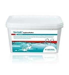 Bayrol - varitab - Galets 2en1 chlore lent et rapide 5.4kg