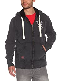 Billabong Stirling Sherpa Zh Sweat à capuche zippé homme