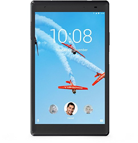 Lenovo Tab4 8 Plus Tablet (8 inch, 64GB, Wi-Fi + 4G LTE + Voice Calling), Aurora Black