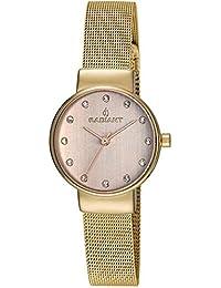 c818c728dc72 Amazon.es  RADIANT - Dorado  Relojes