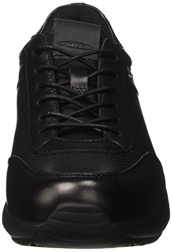 MBT Kioja 6 Lace Up Scarpe Low-Top, Donna Nero