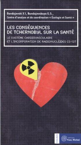 Les conséquences de Tchernobyl sur la santé