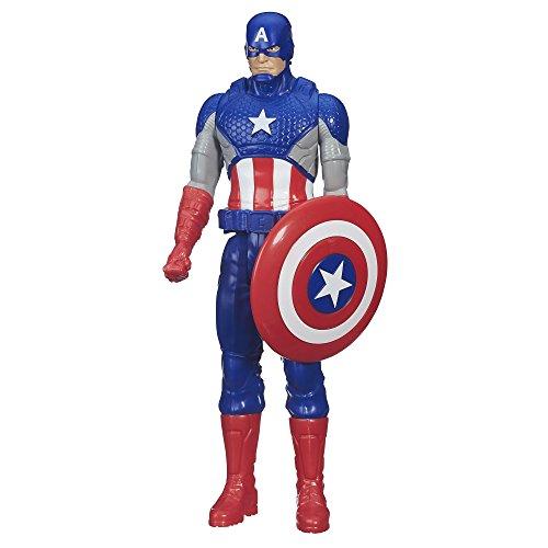 Marvel Titan Hero Serie Captain America