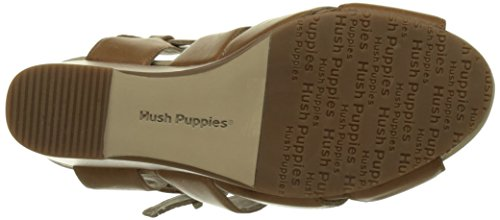 Hush Puppies fintan, Sandali Punta Aperta Donna Marrone (Marron Clair)
