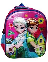Disney Princess Frozen School Bag Waterproof Pink,blue/multcolor Eh163