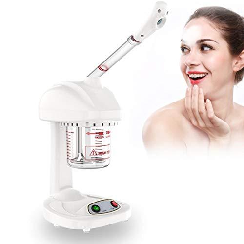 Face befeuchter hautpflege,Facial Steamer - Ionensprühmaschine Salon Spa Ozondampfende Hautpflegemaschine für den privaten und professionellen SPA Steamer Gesichtsfeuchtigkeitsreinigung - Wasser-dampf-cup