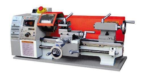 Holzmann Metalldrehmaschine | Drehbank ED 300 FD | 230V | Drehmaschine Metall | Profi NEU