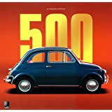 500 Love: The Fiat 500 Story (Book & CD)
